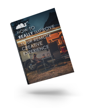 How To Really Improve Your Remote Creative Experience - Ebook by BeBop Technology